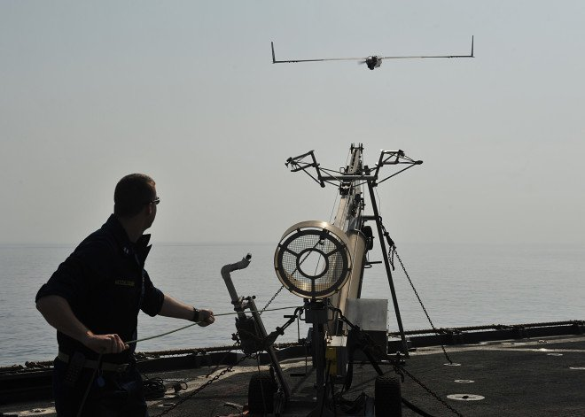 Report: Fight Against China Requires Navy to Field Modern Unmanned Eyes In The Sky