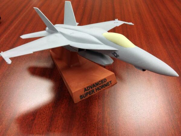 Document: Boeing's Advanced Super Hornet