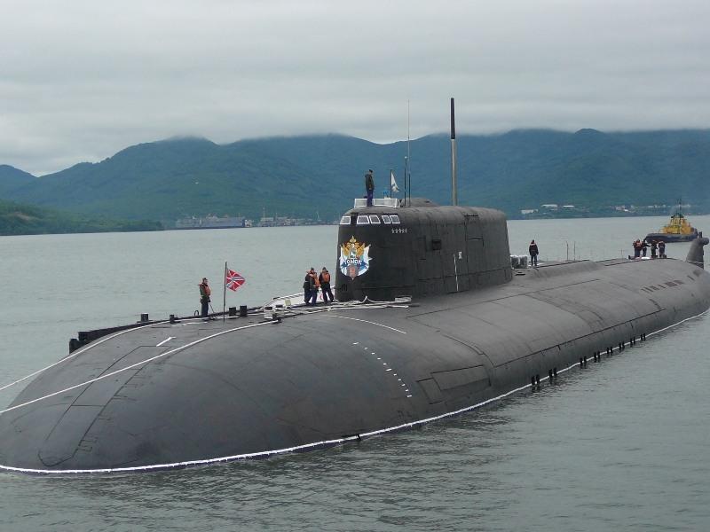 Resultado de imagem para tomsk submarine