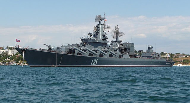 Russian Ships off Syria Will Likely Do Little