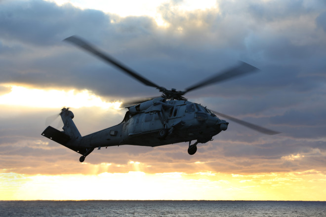 Search Suspended for Two Missing Crew from Red Sea Knighthawk Crash