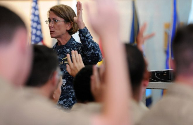 Navy: Sexual Assault Reporting Doubled in 2013