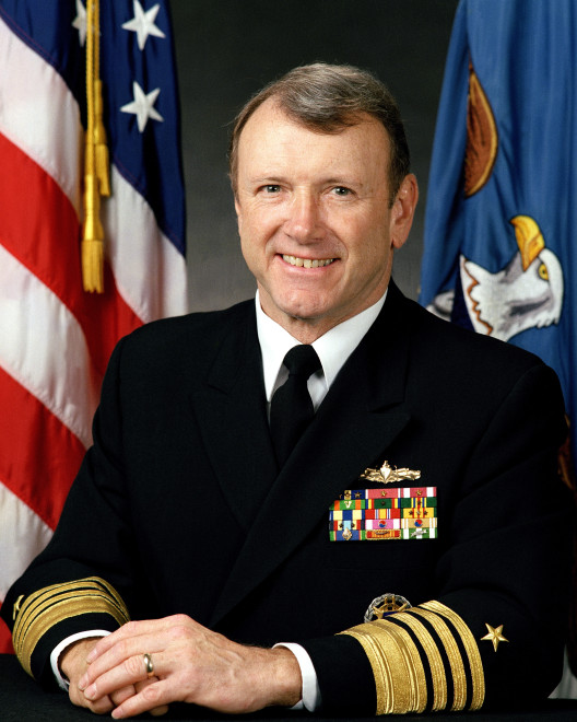 Remembrance: Adm. David E. Jeremiah