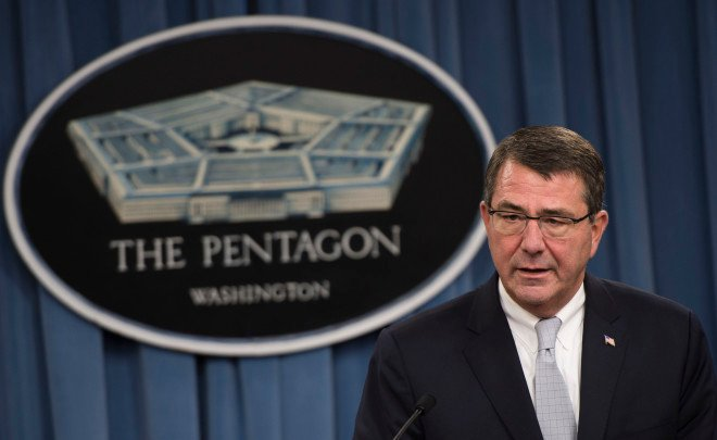 Pentagon's Ashton Carter to Step Down in December