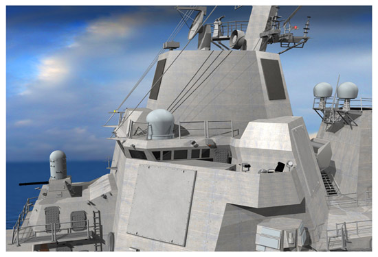 Lockheed Martin Drops Protest over Next Generation Destroyer Radar