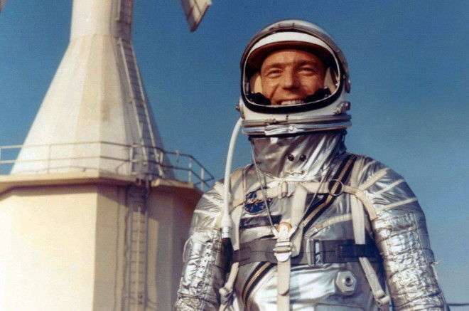 Astronaut Scott Carpenter was 'Trying to Defend the Planet'