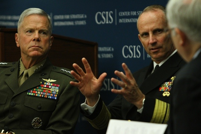 CNO Greenert to Congress on Budget: 'We're Tapped Out'