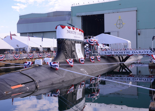 Navy Report: Submarine Industrial Base Can Maintain 2-Attack Boat Construction Rate, Bolstering Lawmakers' Plans