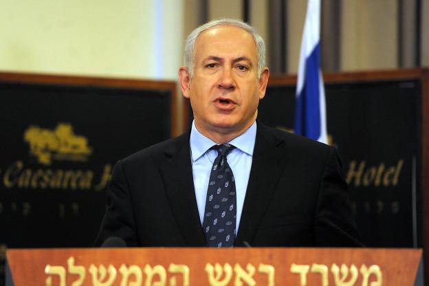 Israeli Prime Minister Benjamin Netanyahu in 2011. DOD Photo