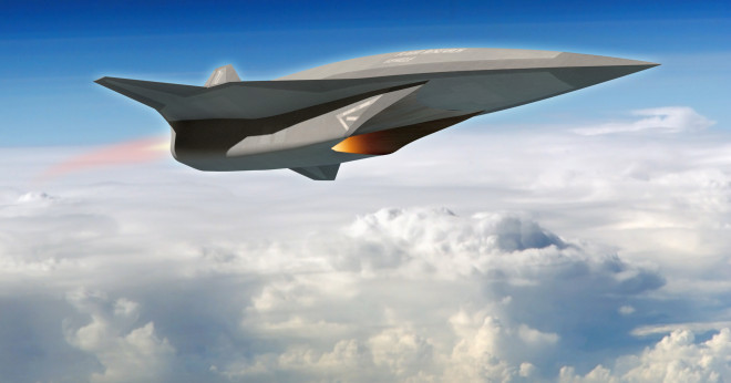 Lockheed's SR-72 Could Fill Crucial Pentagon Need