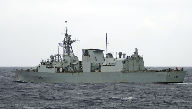 Mounties Charge Man for Attempting to Sell Canadian Naval Secrets to China