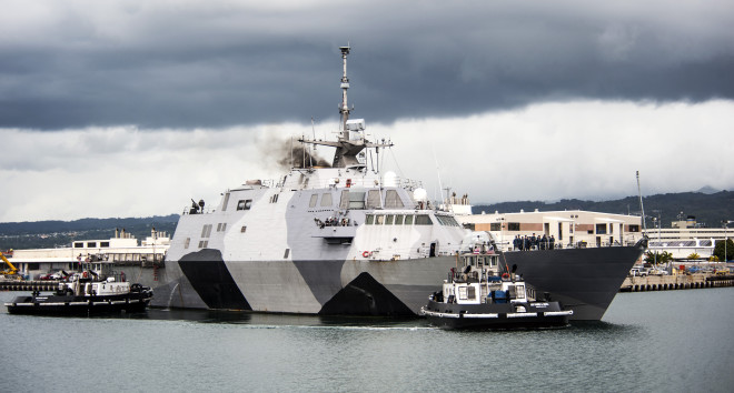 More Littoral Combat Ship Oversight Unlikely to Affect 2015 Block Buy