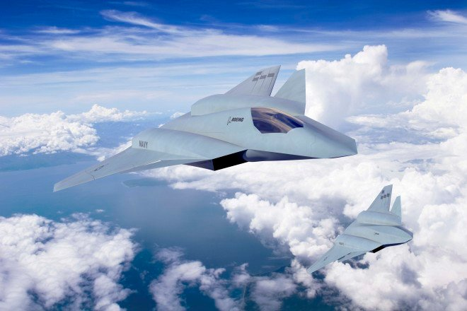 Navy Taps Industry in Quest For Next Generation Fighter