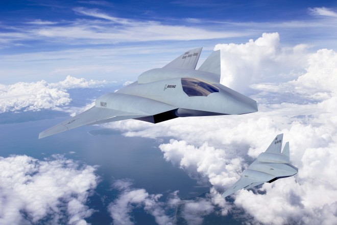 CNO Greenert: Navy's Next Fighter Might Not Need Stealth, High Speed