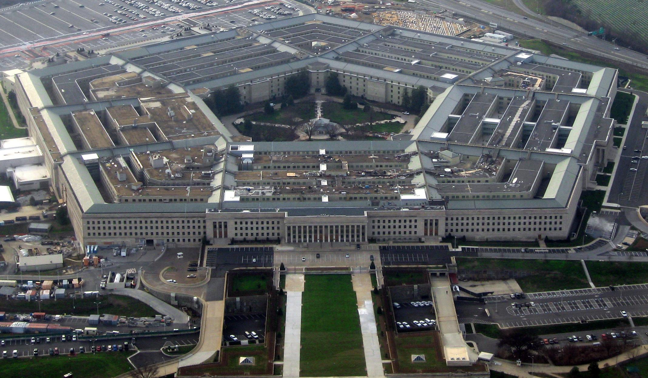 Pentagon dating