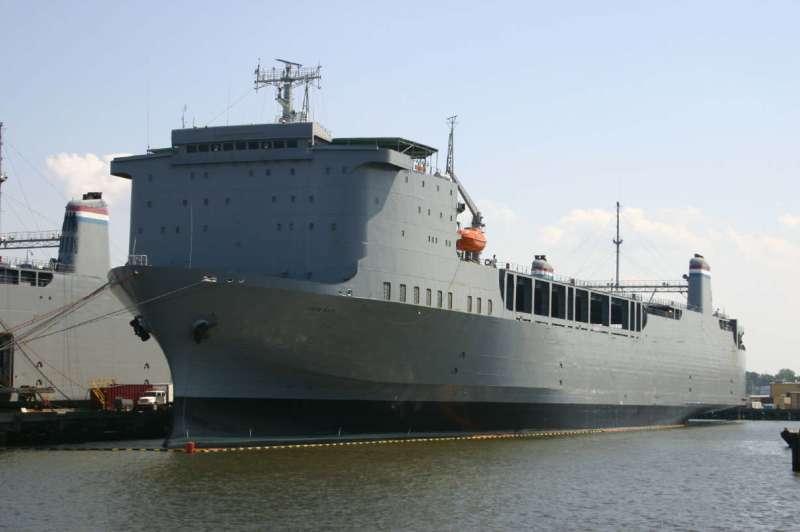 MV Cape Ray (T-AKR-9679)