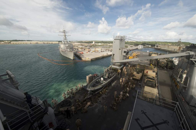 Report: U.S. Military Presence on Okinawa and Realignment to Guam