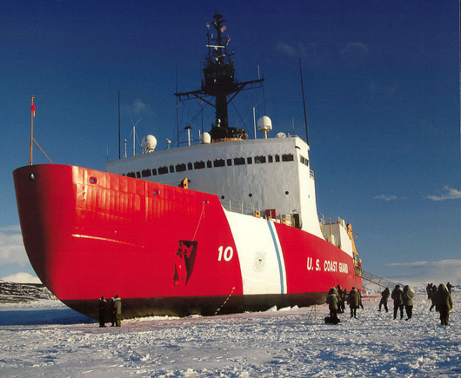 Coast Guard Issues Call for Icebreaker Procurement Industry Day