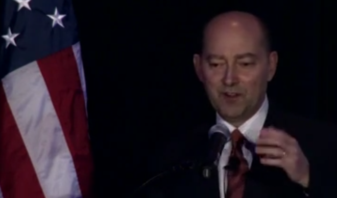 Video: James Stavridis Addresses Surface Navy Association