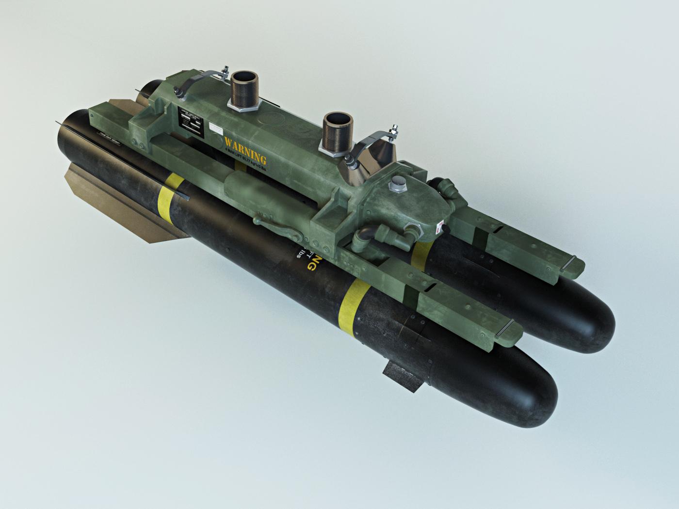 Longbow AGM-114L Hellfire