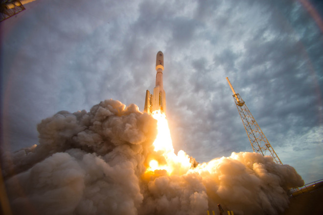 U.S. Dependence on Space Assets Could be a Liability in a Conflict with China