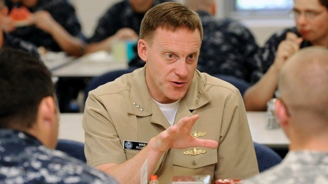 Navy Cyber Commander Tapped to Head NSA
