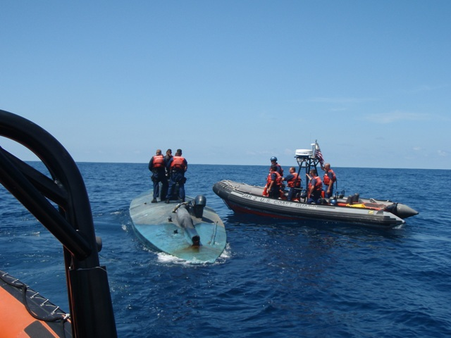Sequestration Caused 30 percent Cut in Coast Guard Drug Interdiction Ops
