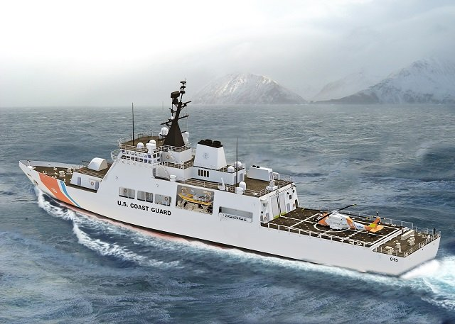 Three Companies Win Design Contract For New Coast Guard Cutters