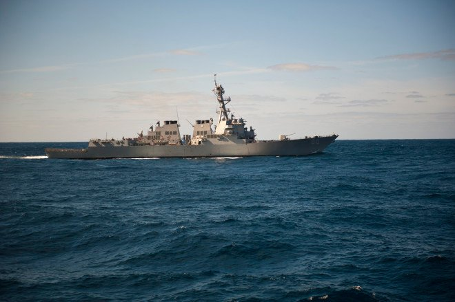 Document: Congressional Report on U.S. Navy Destroyers