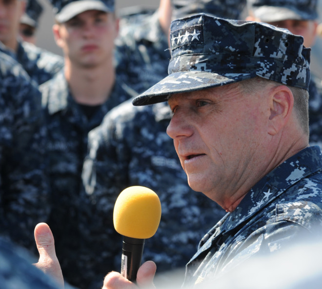 WEST: Cutting Carriers Will Put More Stress on Sailors