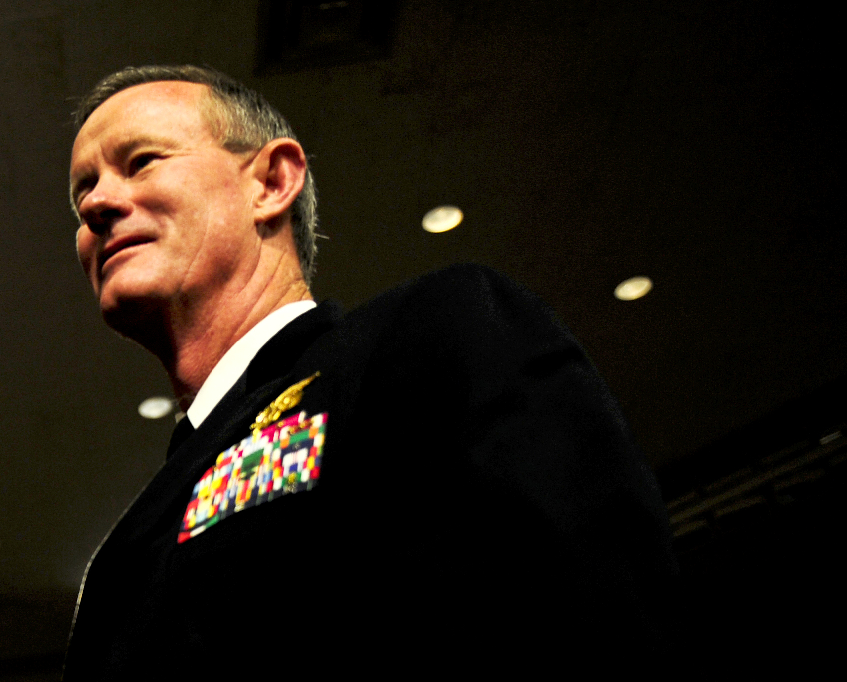 Adm. William McRaven. DoD Photo