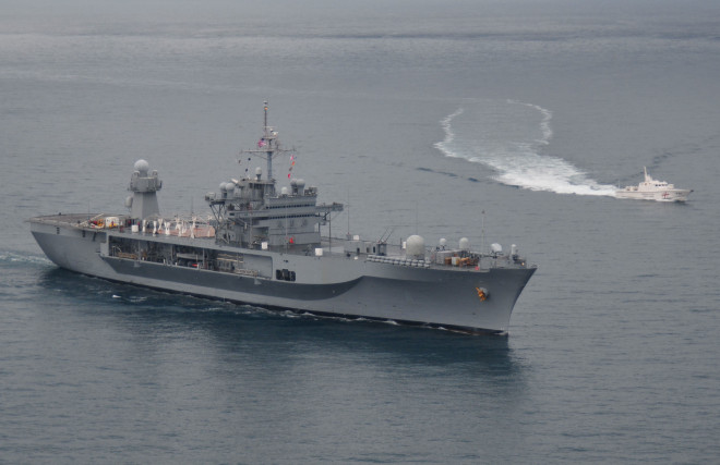 U.S. Warships Enter Black Sea in Support of Sochi Winter Olympics