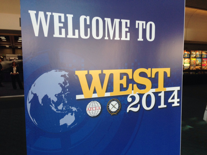 Document: Christine Fox's Remarks at West 2014