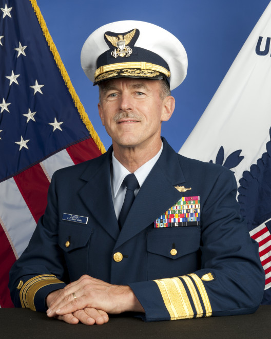 Top Coast Guard Officer in Pacific to Be Nominated as Next Commandant