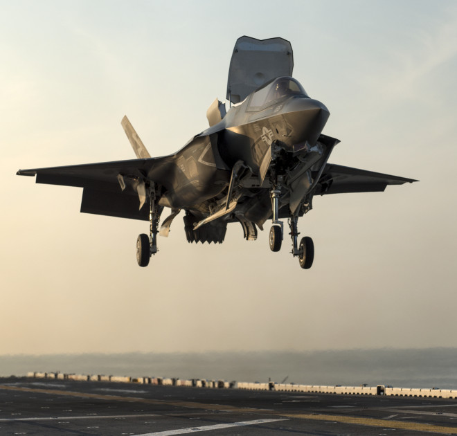 Marines Pushing For Faster F-35B Spares Acquisition To Support New Squadrons