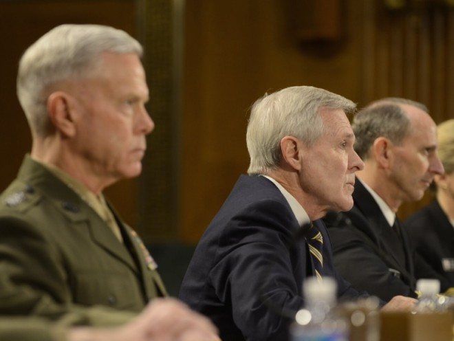 Navy and Marine Leaders Warn Senate Against Additional Budget Cuts