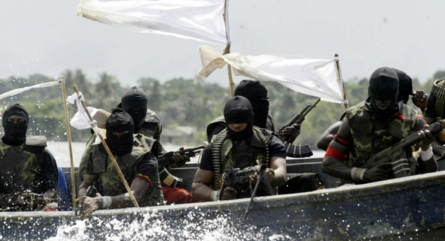 Kidnapping Resurgent in Gulf of Guinea Piracy