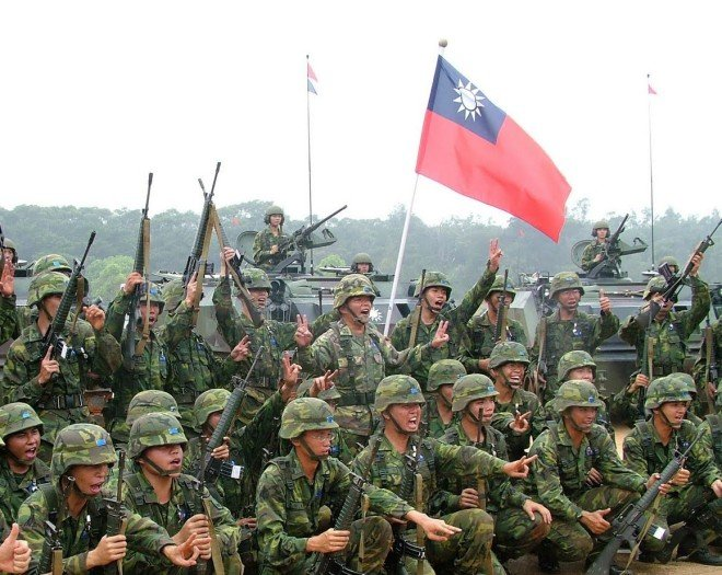 How Taiwan Would Defend Against a Chinese Attack