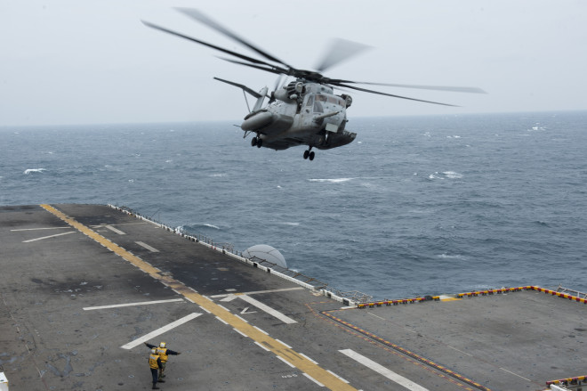 U.S. Navy Completes its Role in Korean Ferry Search