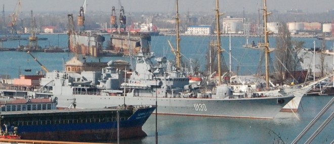 Ukraine's Last Ship