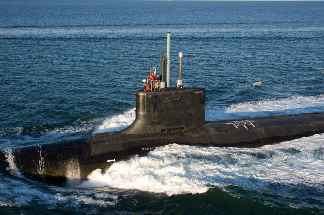 Navy Finds Urgency In Staving Off A Sub Shortfall Decades In The Making