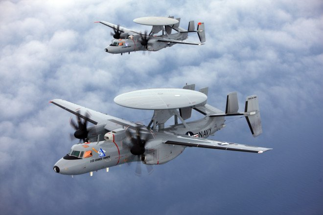 Congress Notified of Potential $1.7B E-2D Advanced Hawkeye Sale to Japan