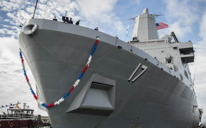 Opinion: Nation Must Preserve Shipbuilding Industry