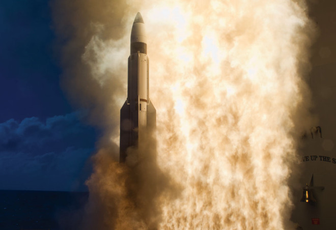 U.S. Deploys First SM-3 Block IB Missile
