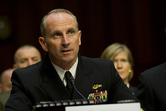Greenert: Navy 'Starting to Shape Events' in volatile South China Sea