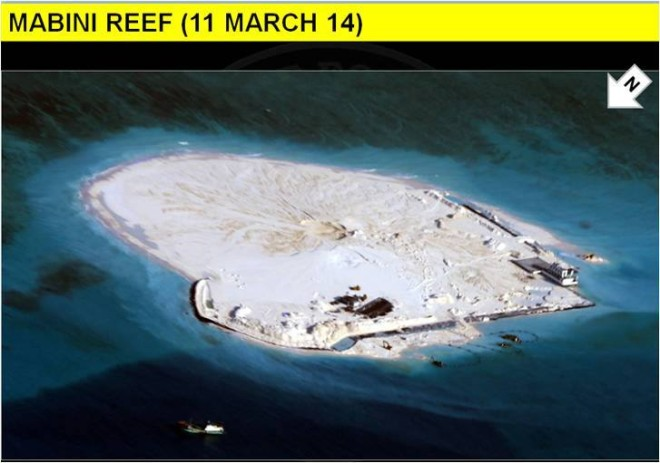 Tensions in South China Sea Growing