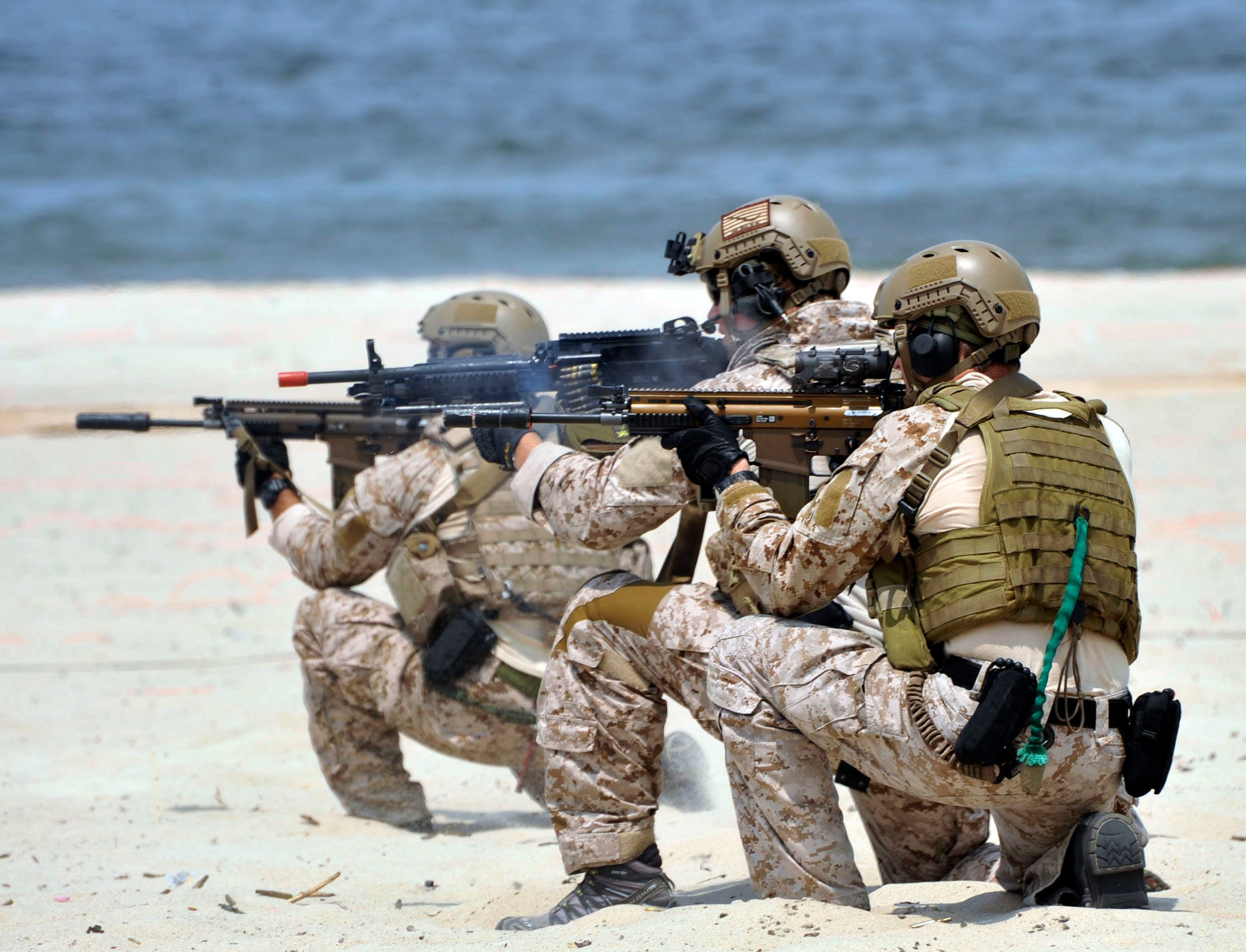 Navy Seals Train At Virginia Beach Va In 2017 U S Photo