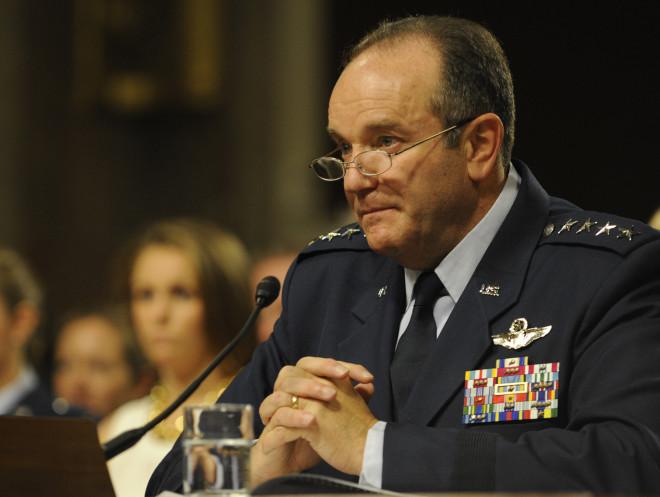 U.S. European Commander: Russia Supplying Anti-Aircraft Weapons to Ukrainian Separatists