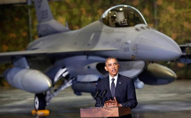 Obama's European Military Expansion