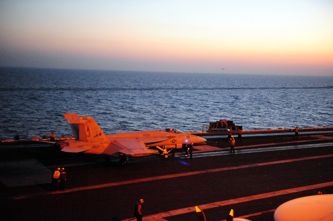 Opinion: U.S. Air Power Won't Defeat ISIS
